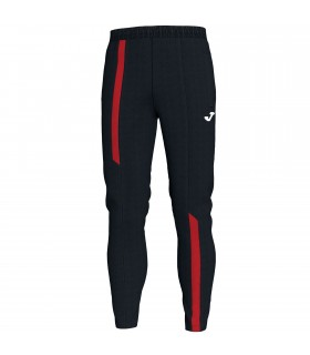 Joma Long Trousers Supernova Black-Red
