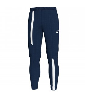 Joma Long Trousers Supernova Navy-White