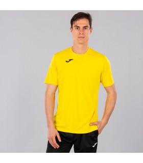 Joma T-Shirt Combi SS Yellow