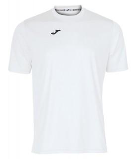 Joma T-Shirt Combi MC Blanc