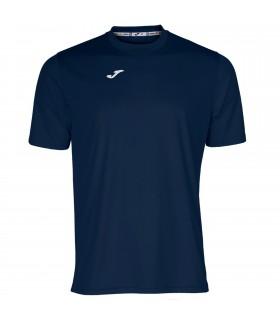 Joma T-Shirt Combi KM Navy