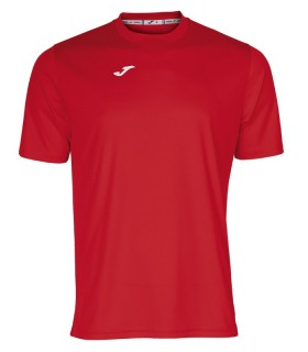 Joma T-Shirt Combi KM Rood