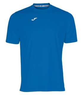 Joma T-Shirt Combi SS Royal