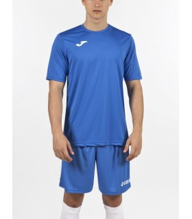 Joma T-Shirt Combi MC Royal
