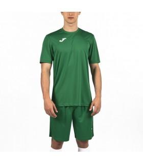 Joma T-Shirt Combi MC Vert