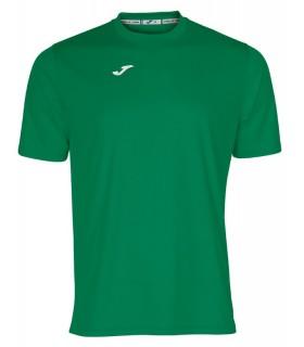 Joma T-Shirt Combi KM Groen