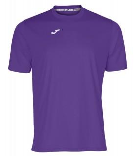 Joma T-Shirt Combi KM Violet