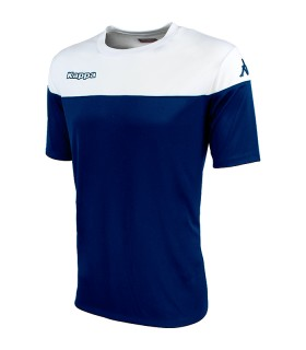 SHIRT KAPPA MARETO NAVY - WHITE