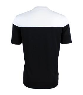 SHIRT KAPPA MARETO BLACK - WHITE