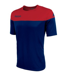 SHIRT KAPPA MARETO NAVY - RED