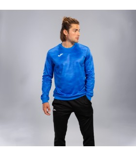 Pack Grafity Sweat bleu royal