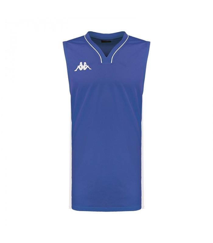Kappa Basket Trui Cairo Nautic Blauw / Wit