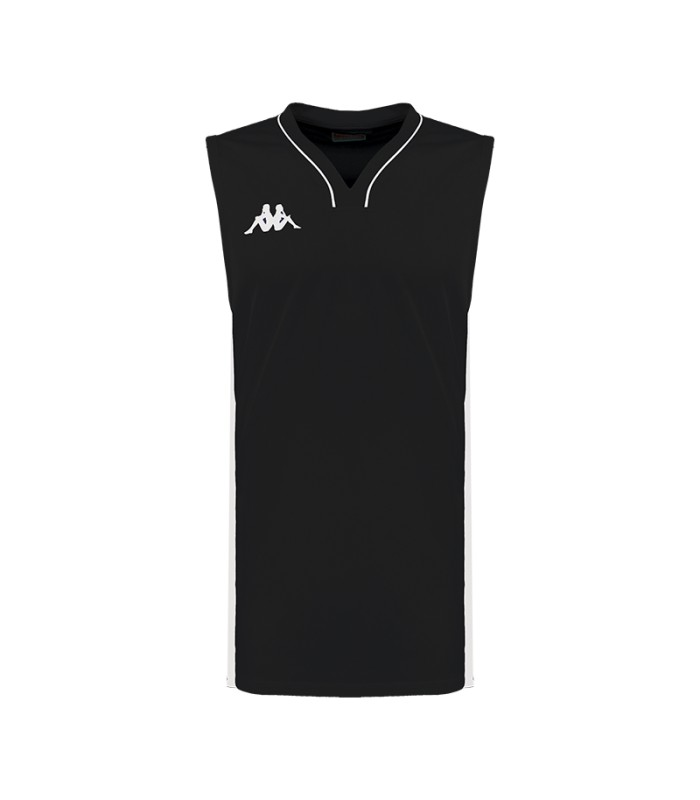 Kappa Basket Shirt Cairo Black / White