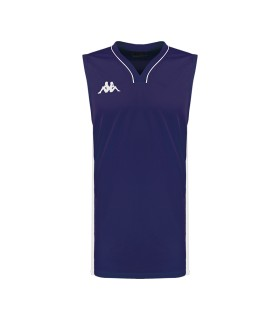 Kappa Basket Shirt Cairo Navy / White