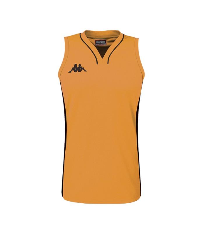 Kappa Basket Shirt Caira Woman  Orange / Black