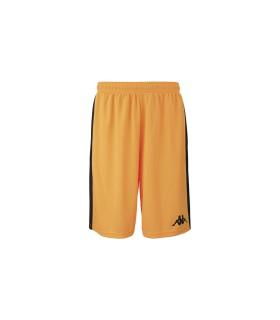 Kappa Basket Short Caluso Oranje / Zwart