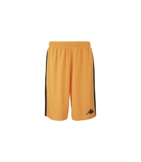 Kappa Short Basket Caluso Orange / Noir