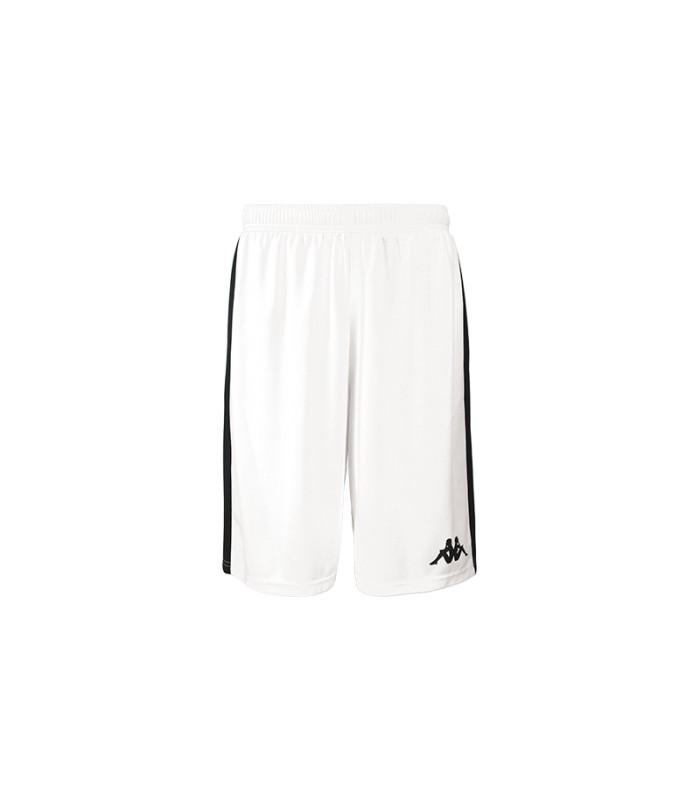 Kappa Basket Short Caluso Wit / Zwart