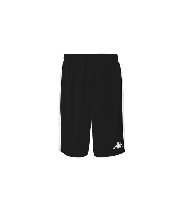 Kappa Basket Short Caluso Zwart / Wit