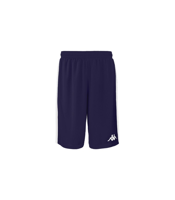Kappa Basket Short Caluso Blue Navy / White