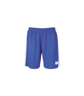 Kappa Short Basket Calusa Dame Bleu Nautic / Blanc