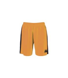 Kappa Basket Short Calusa Dame Oranje / Zwart