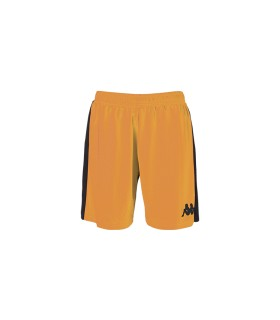 Kappa Basket Short Calusa Woman Orange / Black