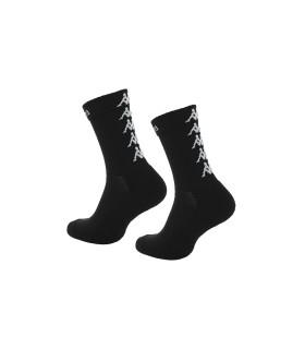 Sokken Basket Kappa Eleno x3 Paar Zwart/Wit