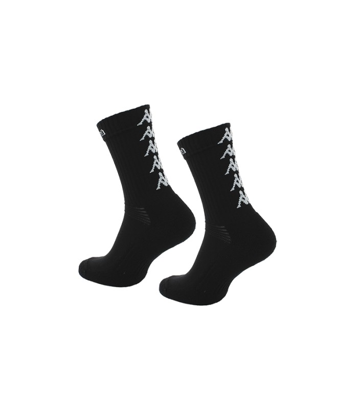 Socks Basket Kappa Eleno x3 Pairs Black/White