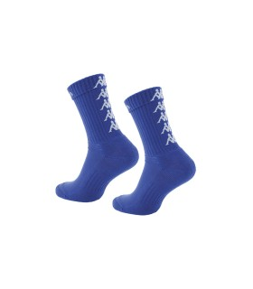 Socks Basket Kappa Eleno x3 Pairs BlueNautic/White