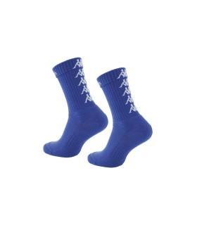 Sokken Basket Kappa Eleno x3 Paar BlauwNautic/Wit