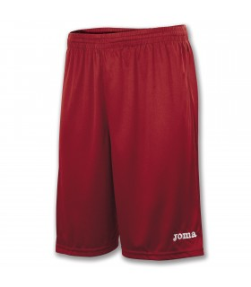 Joma Short Basket Rood