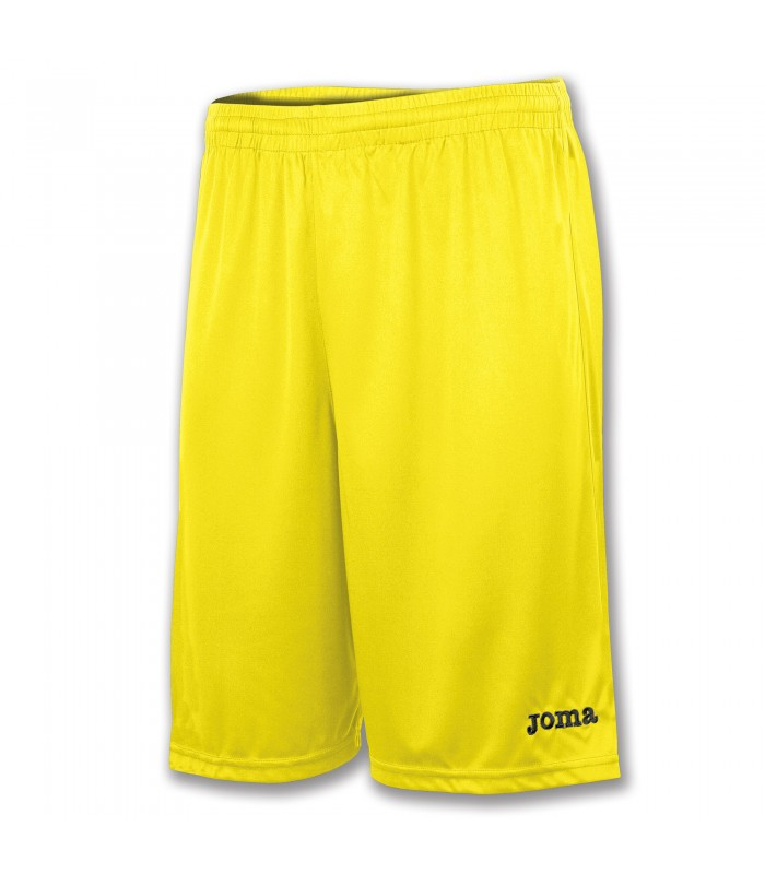Joma Short Basket Geel
