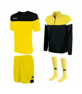 Pack Kappa Mareto Yellow-Black