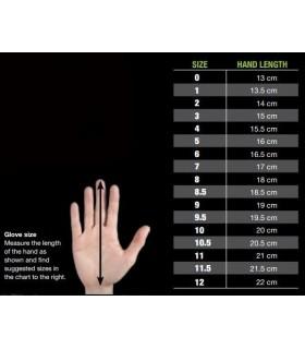 Goalkeeper gloves Select 33 Futsal Liga