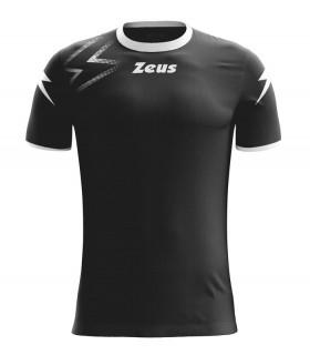 10 x Zeus Maillot Mida Noir - Blanc