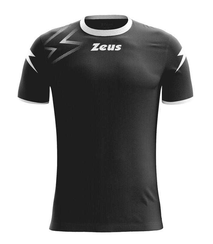 10 x Zeus Shirt Mida Black - White
