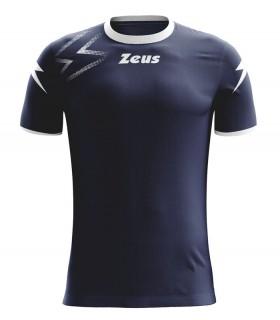 10 x Zeus Shirt Mida Navy - White