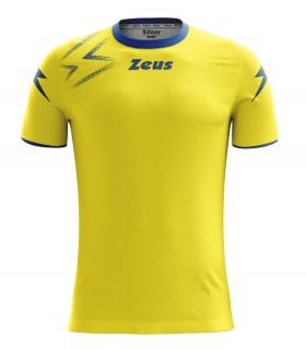 10 x Zeus Shirt Mida Yellow - Royal