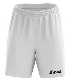 10 x Zeus Short Mida Blanc