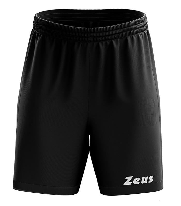 10 x Zeus Short Mida Zwart