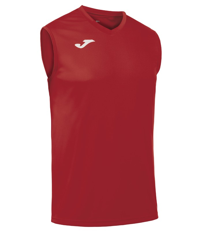 Maillot Joma Combi Basket Rouge
