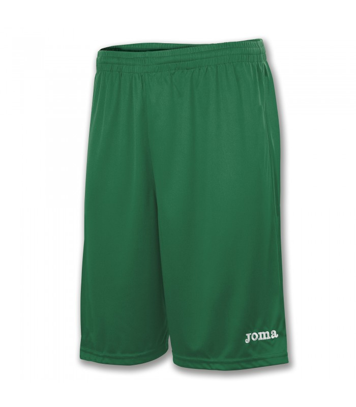 Short Joma Basket Groen