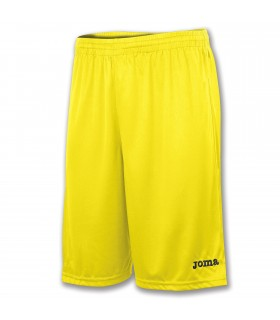Short Joma Basket Yellow