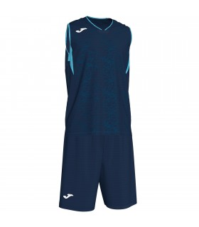 Kit Joma Campus Set Navy-Turquoise