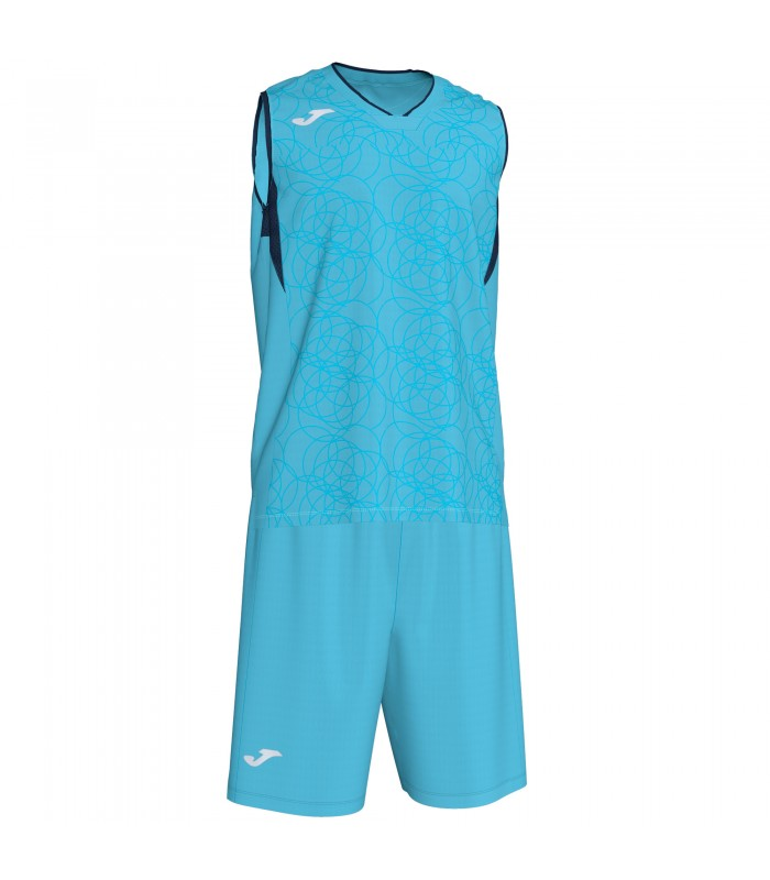 Kit Joma Campus Set Turquoise-Navy