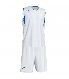 Kit Joma Campus Set Wit-Royal