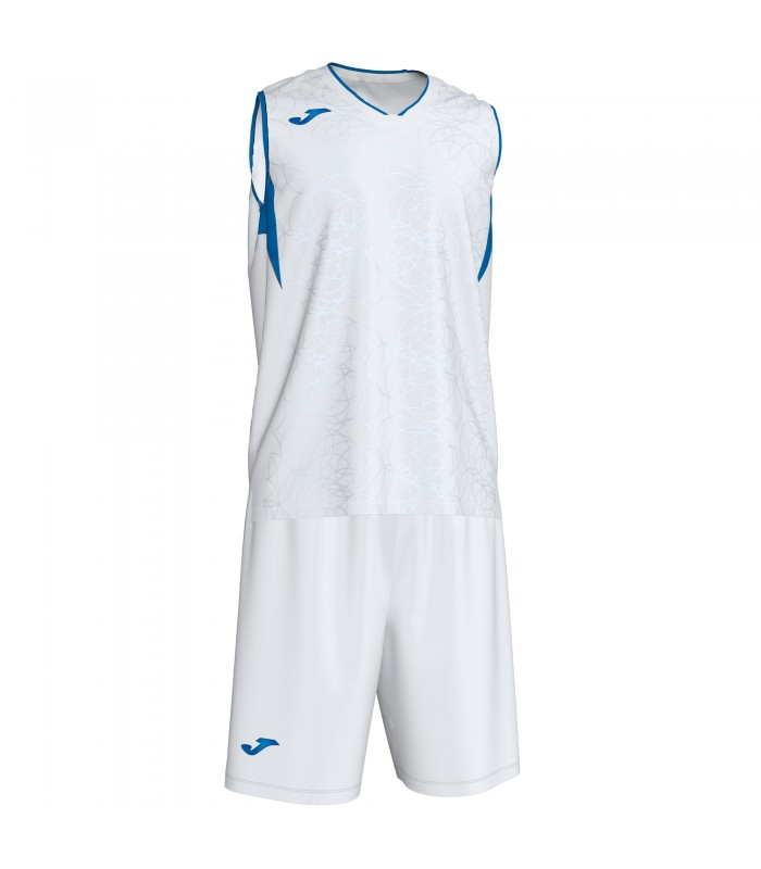 Kit Joma Campus Set Blanc-Royal