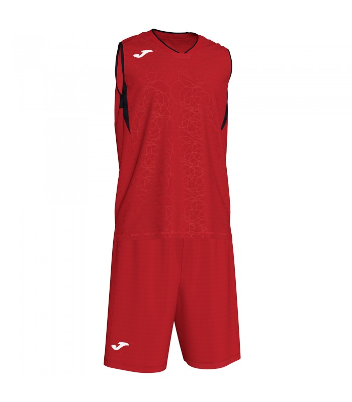 Kit Joma Campus Set Rood-Zwart