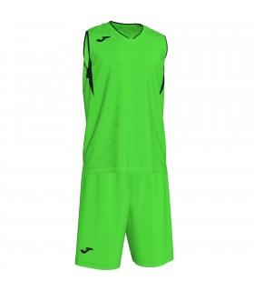 Kit Joma Campus Set FluoGroen-Zwart